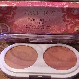 Pacifica coconut blush